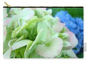 Hydrangea Flowers Art Prints Floral Gardens Gliclee Baslee Troutman Carry-all Pouch