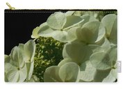 Hydrangea Formal Study Portrait Carry-all Pouch
