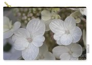 Hydrangea Fractalius Carry-all Pouch