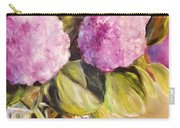 Hydrangea Heaven Carry-all Pouch