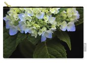 Hydrangea In Bloom Carry-all Pouch
