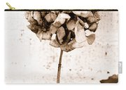 Hydrangea Interest Carry-all Pouch