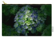 Hydrangea - Flowers Carry-all Pouch