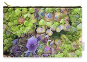 Hydrangea  One Carry-all Pouch