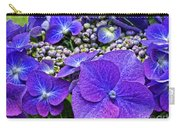 Hydrangea Plant Carry-all Pouch