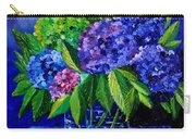 Hydrangeas 88 Carry-all Pouch