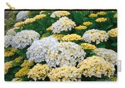 Hydrangeas Blooming Carry-all Pouch