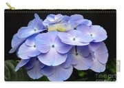 Hydrangeas In Purple Carry-all Pouch
