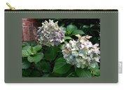 Hydrangeas In The Garden Carry-all Pouch