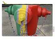 Hydrant With A Facelift Carry-all Pouch