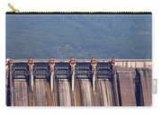 Hydroelectric Power Plants On River Industry Carry-all Pouch