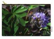 Hydrophyllum Capitatum Carry-all Pouch