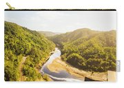 Hydropower Valley River Carry-all Pouch