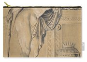 Hymen Mourning Carry-all Pouch