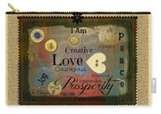 I Am Affirmation Carry-all Pouch