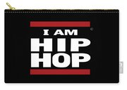 I Am Hiphop Carry-all Pouch
