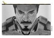 I Am Iron Man Carry-all Pouch