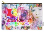I Am Many Colors Carry-all Pouch