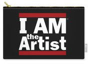 I Am The Artist Carry-all Pouch