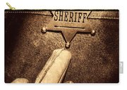 I Am The Law Carry-all Pouch