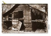 I Have Seen Better Days Psalm 147 3 Sepia Carry-all Pouch