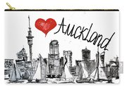 I Love Auckland  Carry-all Pouch