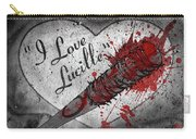 I Love Lucille Carry-all Pouch