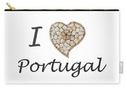 I Love Portugal Carry-all Pouch