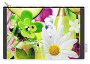 I Love Spring_with Border Carry-all Pouch