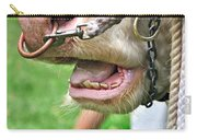 I Need To See My Dentist Carry-all Pouch by Kaye Menner