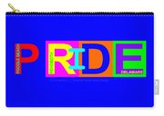 I Put The Pride In Color Carry-all Pouch