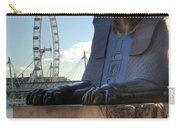 I Sphinx It Is The London Eye Carry-all Pouch