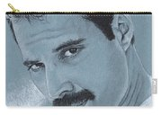 I Want To Break Free Carry-all Pouch