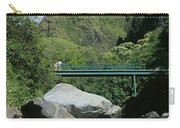 Iao Needle And Creek Carry-all Pouch