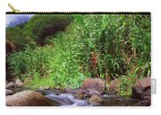 Maui Hawaii Iao Valley State Park Carry-all Pouch