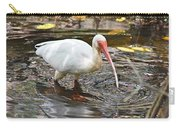 Ibis At Corkscrew Swamp Carry-all Pouch