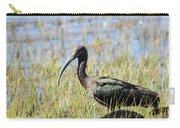 Ibis Looking Around Carry-all Pouch