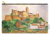 Ibiza Old Town Unesco Site Carry-all Pouch