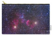 Ic 443 Supernova Remnant In Gemini Carry-all Pouch