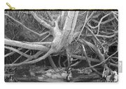 Twisted Roots  Carry-all Pouch