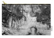 Ice Castle Carry-all Pouch by Lori Deiter
