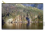 Ice Cliff In Autumn Carry-all Pouch