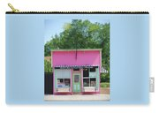 Ice Cream Parlor Carry-all Pouch