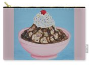 Ice Cream Sundae With Sprinkles Carry-all Pouch