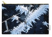 Ice Crystal Carry-all Pouch