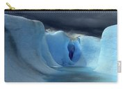 Ice Formations On Grey Glacier Chile Carry-all Pouch