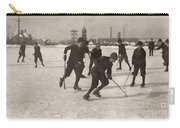 Ice Hockey 1912 Carry-all Pouch
