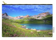 Ice Lakes Basin  Carry-all Pouch