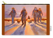 Ice Men Come Home Carry-all Pouch