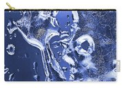 Ice Patterns 1  Carry-all Pouch